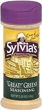 Sylvias Great Greens Seasoning 5.25 oz (Pack of 2)