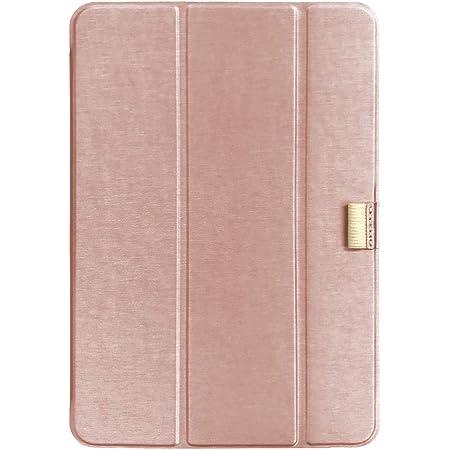 ナカバヤシ iPad 10.2inch 2019 用 軽量 ハードケースカバー ピンク Z8591