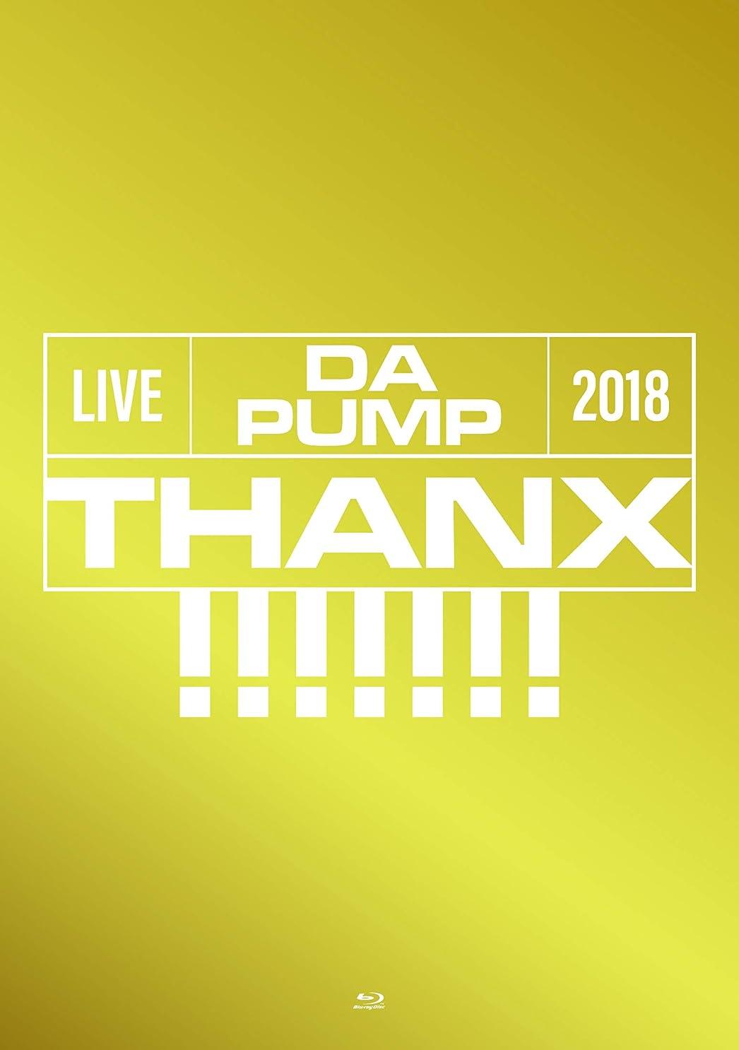 悲惨なシュート教育者【メーカー特典あり】LIVE DA PUMP 2018 THANX!!!!!!! at 東京国際フォーラム ホールA(Blu-ray Disc+CD2枚組)(ライブ写真ポストカード7種セット付)