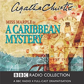 A Caribbean Mystery (Dramatised) cover art