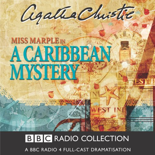 A Caribbean Mystery (Dramatised) audiobook cover art