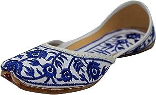 Stop n Style Punjabi Jutti for Ladies Indian Bohemian Shoes Jutti Online Khusaa Mojari
