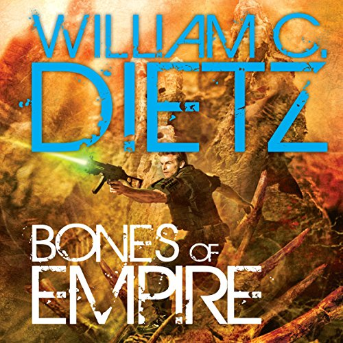 Couverture de Bones of Empire