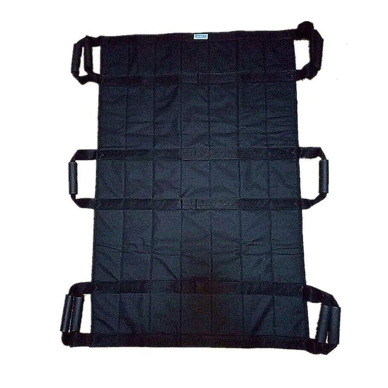 カフェ免除贈り物トランスファーボードスライドベルト-患者リフトベッド支援デバイス-患者輸送リフトスリング-位置決めベッドパッド