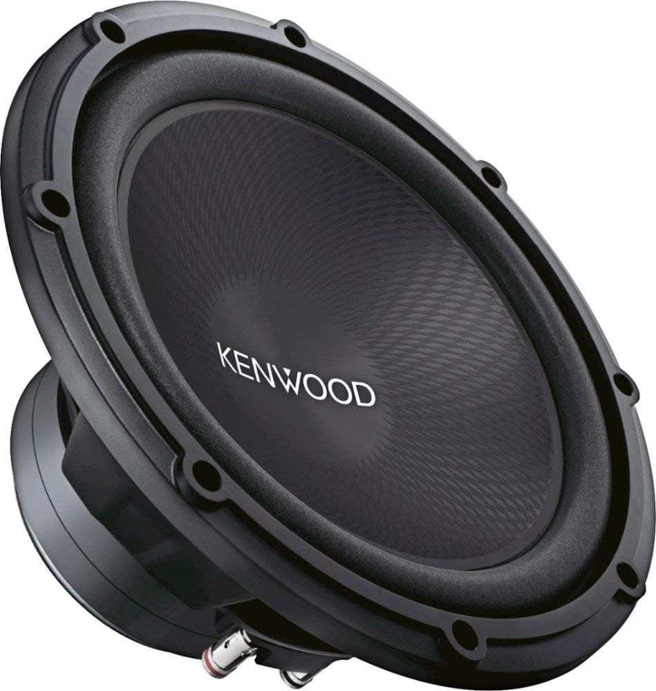 Kenwood KFC 120DVC Dual Voice Coil 4 Ohm Subwoofer