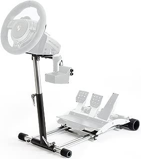 Wheel Stand Pro CSL GT2 Racing Steering Wheelstand Compatible with Fanatec CSL/CSL Elite Wheel/Pedals/ GT2/GT3RS,CSP/CSPV2/V3,CSR/CSR Elite w/CSP/CSR/CSRElite Pedals V2 Wheel/Pedals Not Included.
