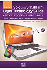 The 2015 Solo and Small Firm Legal Technology Guide Paperback