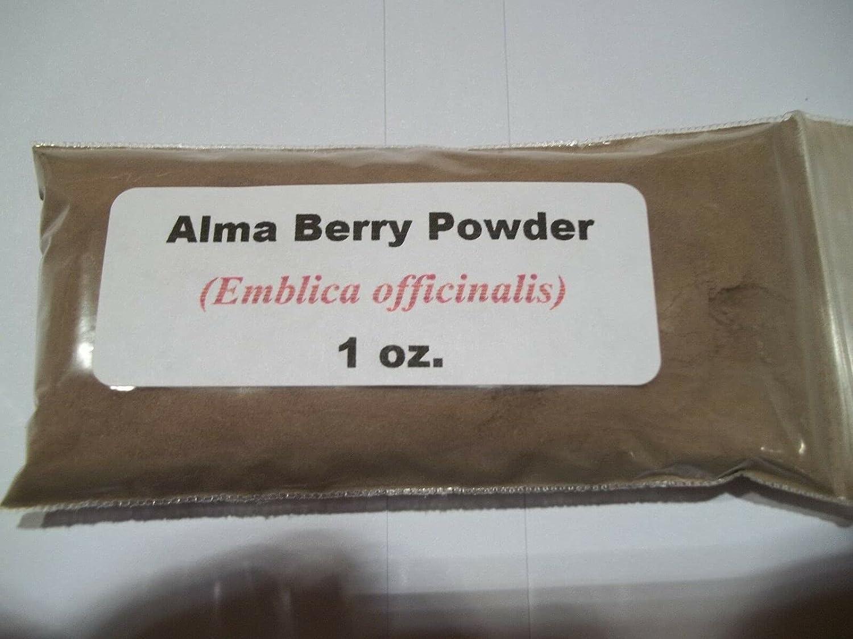 Sale Special Price 1 oz. Memphis Mall Alma Amla Emblica Berry officinalis Powder