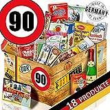 Ossi Paket XXL + Zahl 90 + Geschenk Mutti + DDR Korb XXL