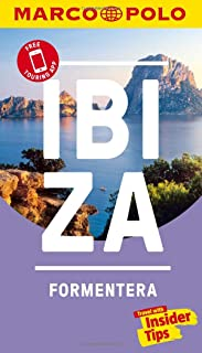 Ibiza Marco Polo Pocket Travel Guide - with pull out map