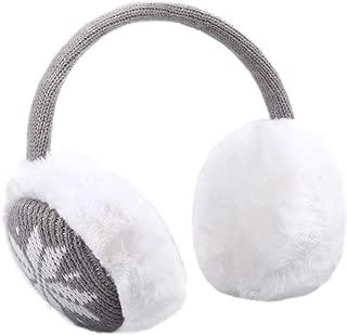 Earmuffs for Girls Boys, Kids Children Winter Outdoor Warm Ear Warmer Grey
