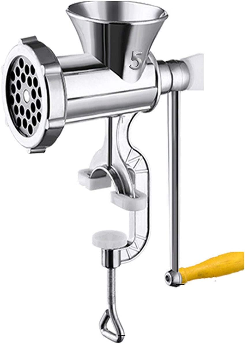 OUTHOME Meat Grinder Max 63% OFF Sales A That Integrates Manual