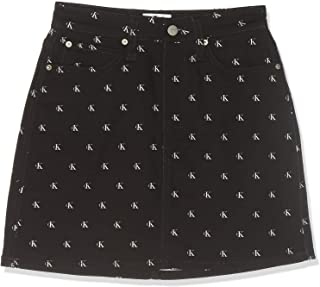 Calvin Klein Jeans Skirt for Women, Black, Size 27 EU