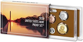2020 S 10 Coin Clad Proof Set in OGP with CoA Proof