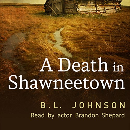 A Death in Shawneetown audiobook cover art