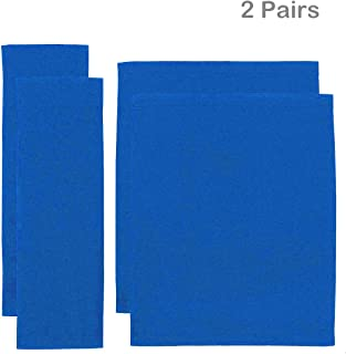 Counting Mars 2 Set Replacement Cover Canvas for Directors Chair, Blue