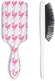 FEATURED Animal FLAMINGO Hair Brushes Combs with Air Cushion Massage Scalp for Wet/Dry/Curly/Straight Hair Anti-static Hair Styling Tools