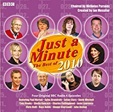 Just A Minute - The Best Of 2010
