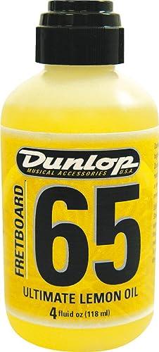 Dunlop 6554 Huile de Citron pour Touche