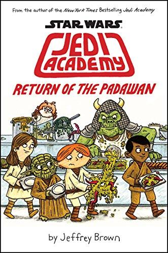 Jedi Academy: Return of the Padawan (Star Wars: Jedi Academy, Band 2)