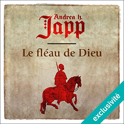 Le fléau de Dieu audiobook cover art