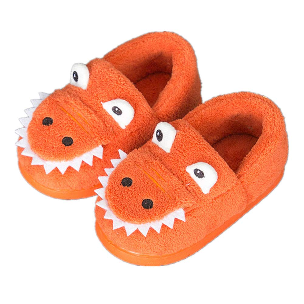 Toddler Fur Lined Winter Indoor Shoes