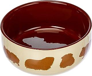 TX-60732 Ceramic Bowl for guinea pigs 250 ml, 11 cm, posortowane pod względem koloru