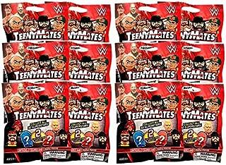 TeenyMates WWE Series 1 Mini-Figures 12-pack