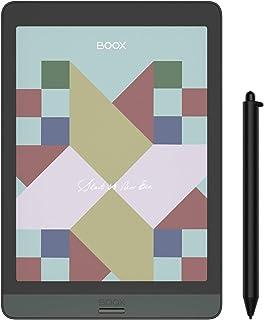 BOOX Nova3 Color 7,8 cala E-book Tablet Android 10.0 światło przednie 32 GB kolor OTG WiFi BT USB-C czarny
