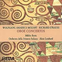 Mozart/Strauss,R.: Oboe Concer