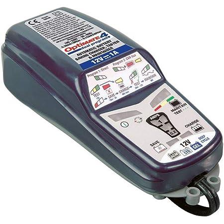 TecMate TM-340OptiMate 4Dual Program Chargeur de batteries