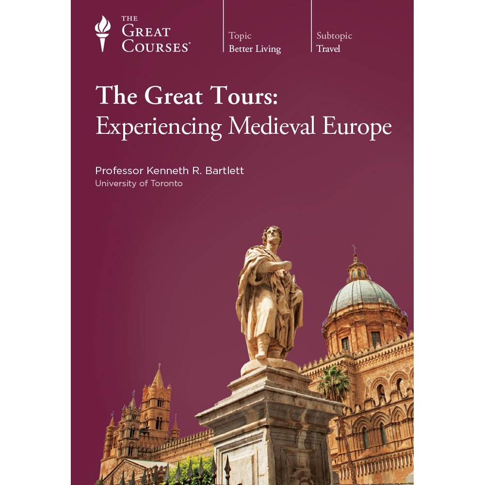 Super outlet popular specialty store The Great Tours: Medieval Europe Experiencing