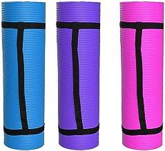 NIEUWE 183 * 61 * 1.5 cm Dikte Antislip Yoga Mat Sport Gym Zachte Pilates Matten Opvouwbaar voor Body Building Fitness Oef...