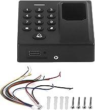 Door Lock, Home Security System, Biometric Password Built in Buzzer Alarm, Backlight Keypad for Home R&D Center School Office