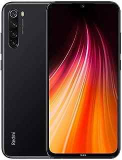 """Xiaomi Redmi Note 8 Smartphone, 6.3"""", Dual SIM, 128GB, 4GB RAM, Space Black"""