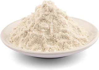 Biologisch volkoren bruine rijstmeel, glutenvrij 2,4 kg, GMO-vrij, gemaakt van rauwe ongepelde bruine rijst uit Italië 6x400g
