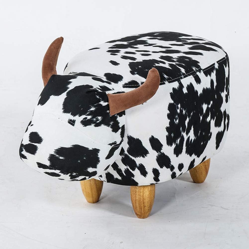 zyl Furniture Animal Ottoman Sitting Ki Cow Popular products Footstool Coon Stool 5 popular