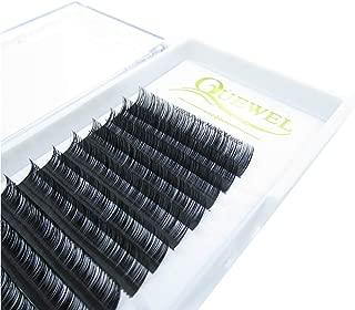 Eyelash Extension 0.05 D Curl Length 17mm Matte Black | Thicness0.03-0.20 C/D Curl Length 6mm-18mm Mix-8-14mm |