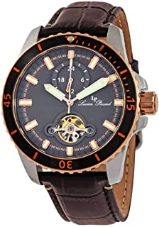 Lucien Piccard Automatic Grey Dial Men's Watch 1298A5