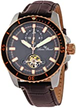 Lucien Piccard Automatic Grey Dial Mens Watch 1298A5