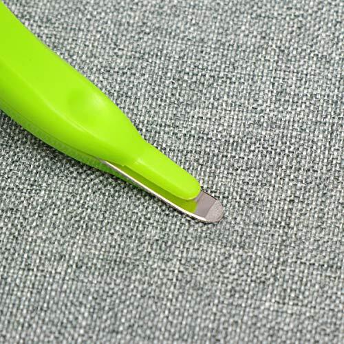 TOYANDONA 3pcs Staple Remover Professional Plastic Handheld Staple Puller Staple Pin Removing Tool for Stapler School Office Home (Light Green) Photo #7