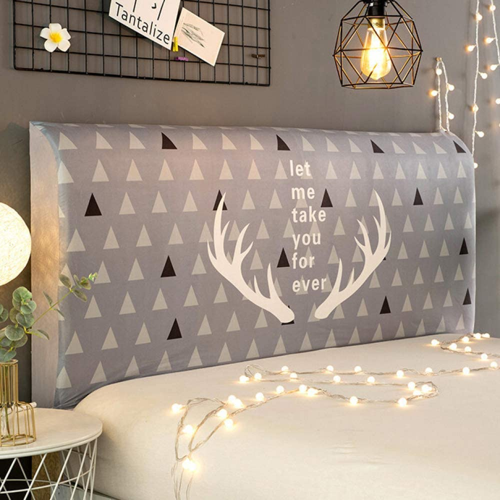 New products, world's highest quality popular! LZJX Bed Head Cover All Headboard Simple Inclusive Dust Brand Cheap Sale Venue an