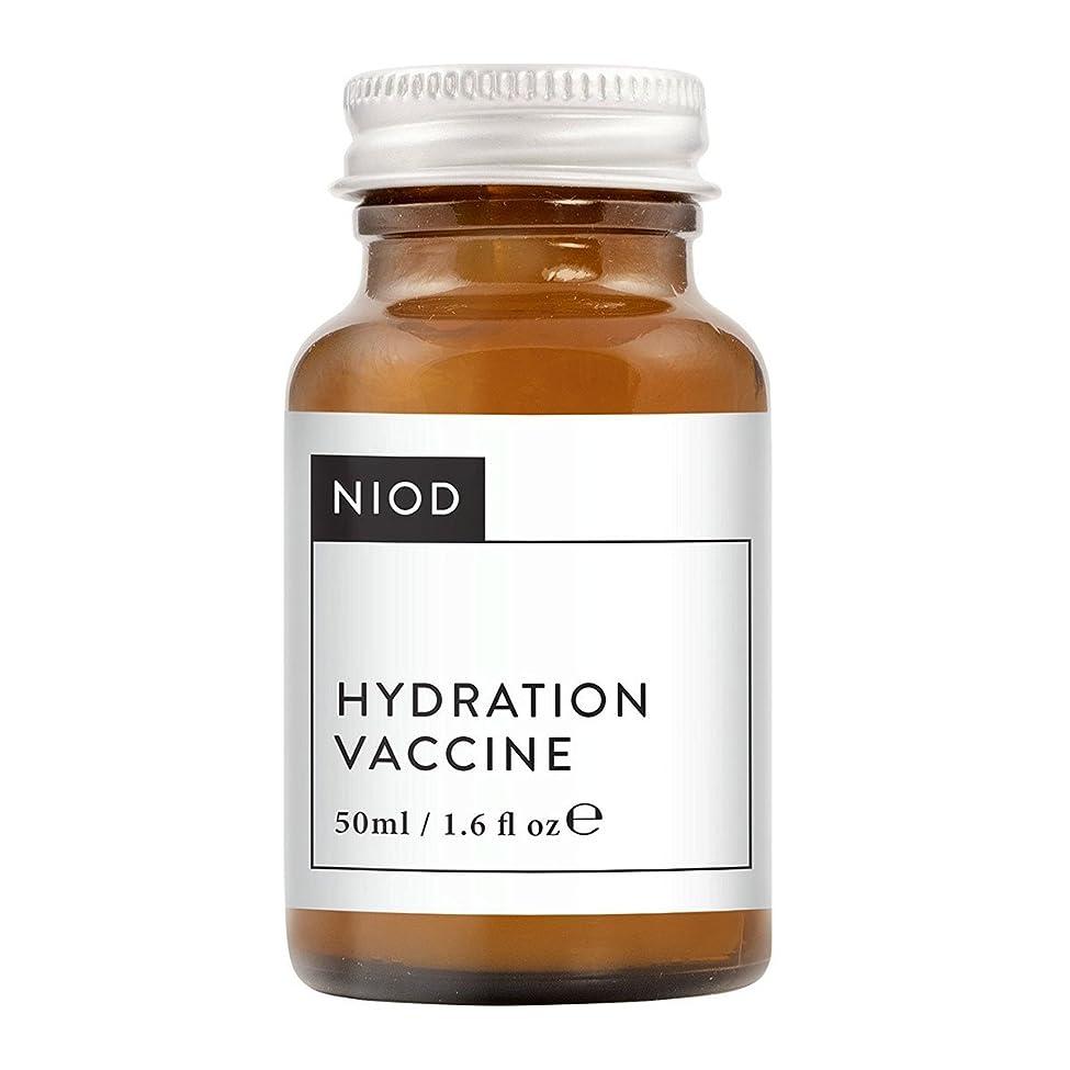 レーダー貢献財政Niod Hydration Vaccine 50ml [並行輸入品]