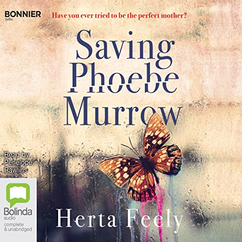 Saving Phoebe Murrow audiobook cover art