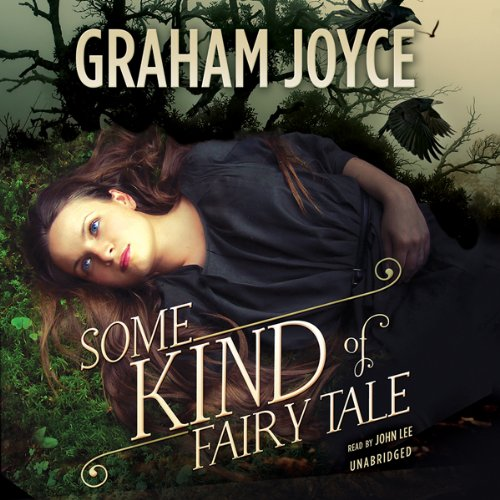 Some Kind of Fairy Tale audiobook cover art