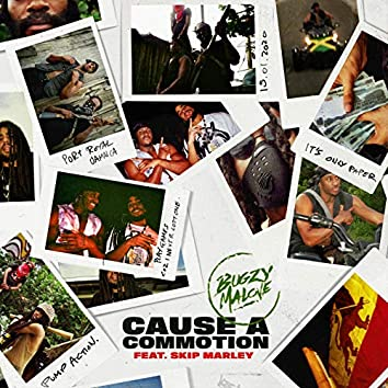Cause A Commotion