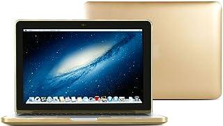 Macbook Pro Retina 13 Case, GMYLE Hard Case Metallic Color for Macbook Pro Retina 13 inch (Model: A1425 and A1502) - Metal...