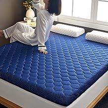 6cm Thick Queen Mattress Memory Foam Mattress Bed Mattress in A Box Multi-Layered Foam Moderate Hardness Comfort and Relie...
