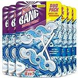 Cillit Bang WC Active Fresh Colgador para inodoro, aroma extra fragancia marina, pack de 6, total 12 unidades