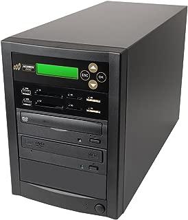 Acumen Disc Crossover Bi-Directional Multimedia Flash Memory Copier (CF SD MS USB) to 1-1 CD DVD Disc Duplicator/Media Converter - Disc to Disc/Flash Memory to Flash Memory